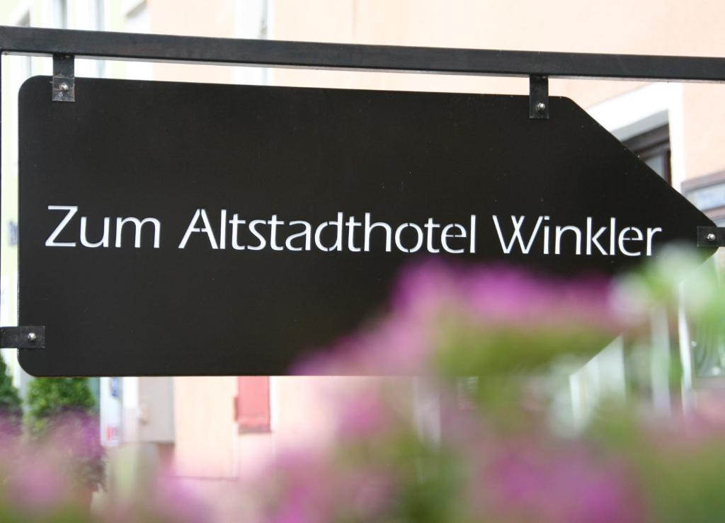 Altstadthotel Brauereigasthof Winkler (Deutschland Berching ...