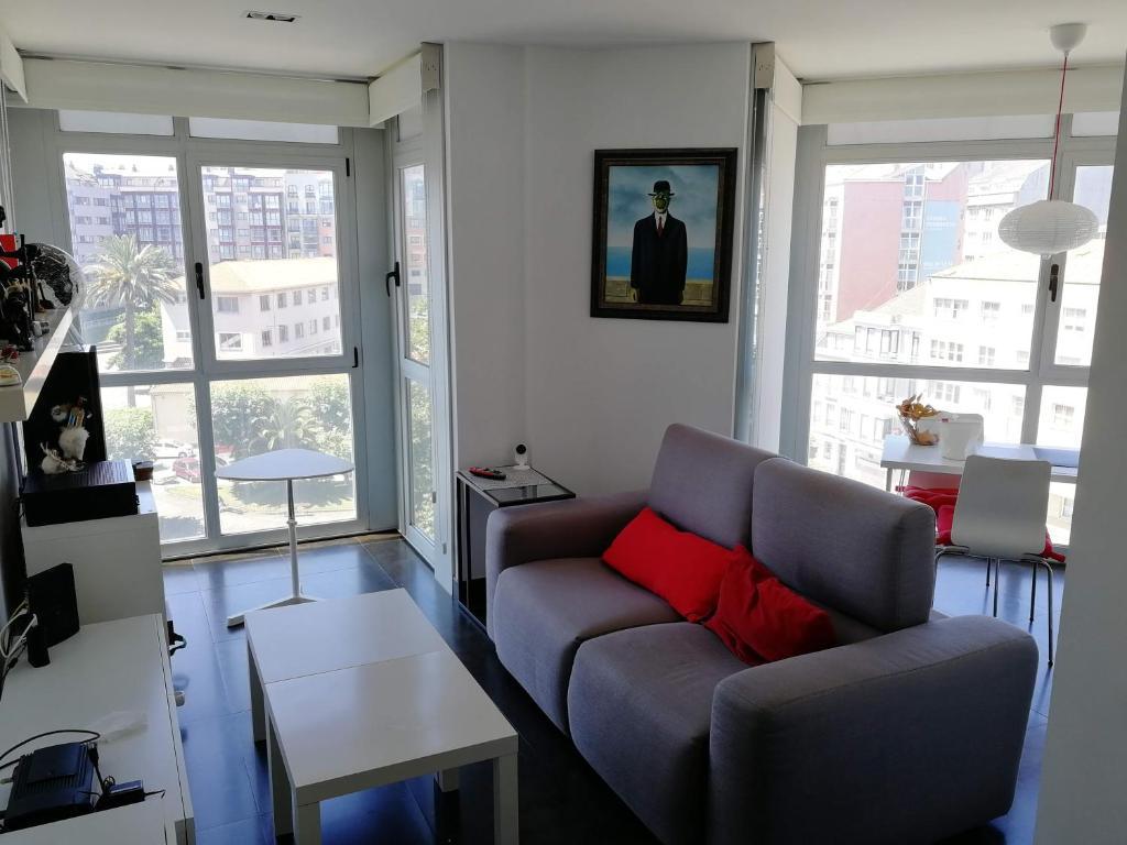 Apartamento Orillamar, A Coruña, Spain - Booking.com