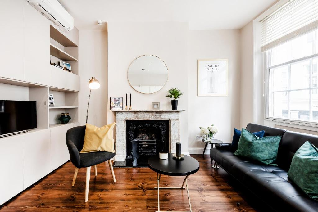 Soho Piccadilly Circus Apartment (GB London) - Booking.com