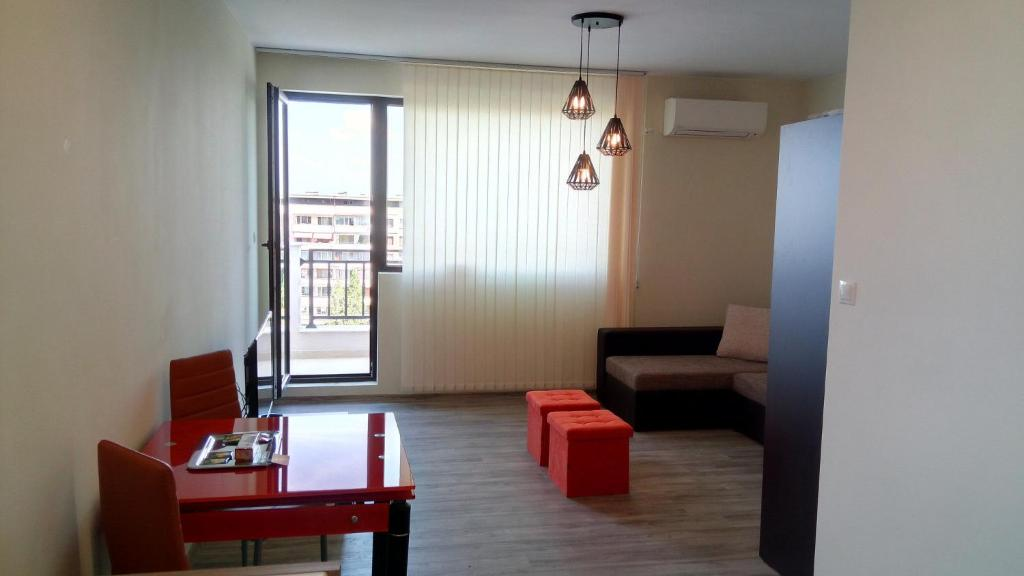 Апартамент Panoramic Studio 15 Min from All in Plovdiv byPMM - Пловдив