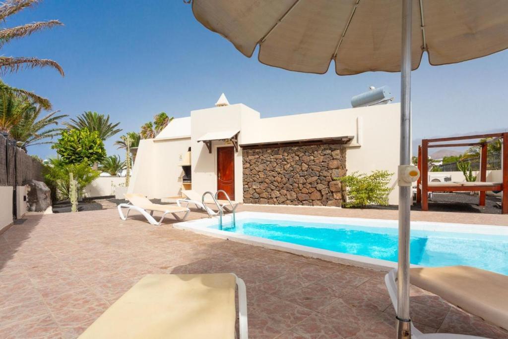 Villa Luna (Spanje Playa Honda) - Booking.com