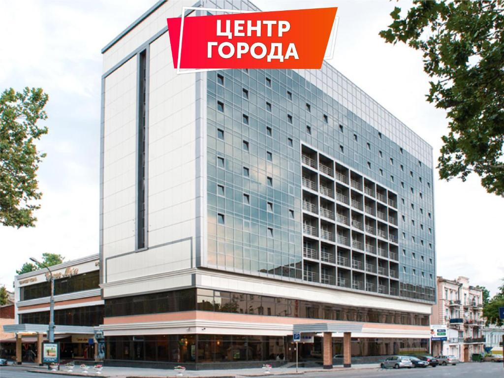 Odessa region hotels: a selection of sites