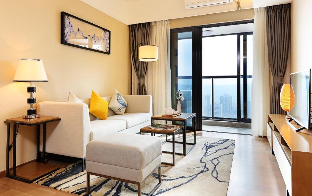 yuwa serviced residence foshan china booking com rh booking com