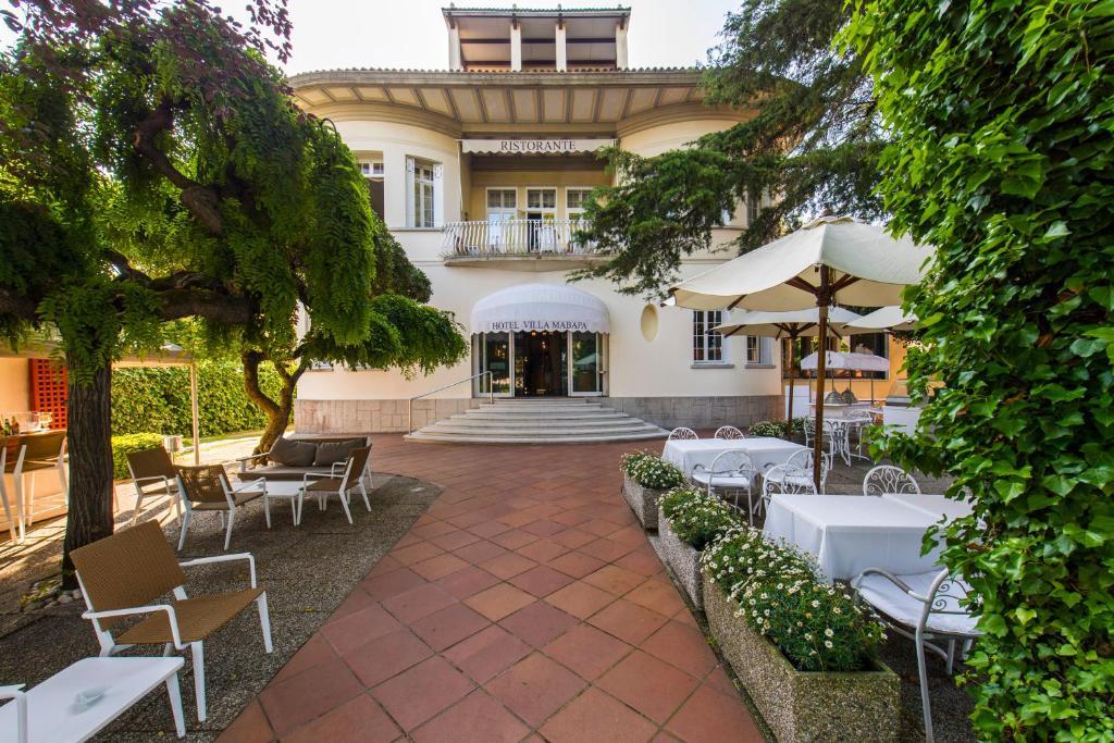 Hotel Villa Mabapa Venice Lido Italy Booking Com