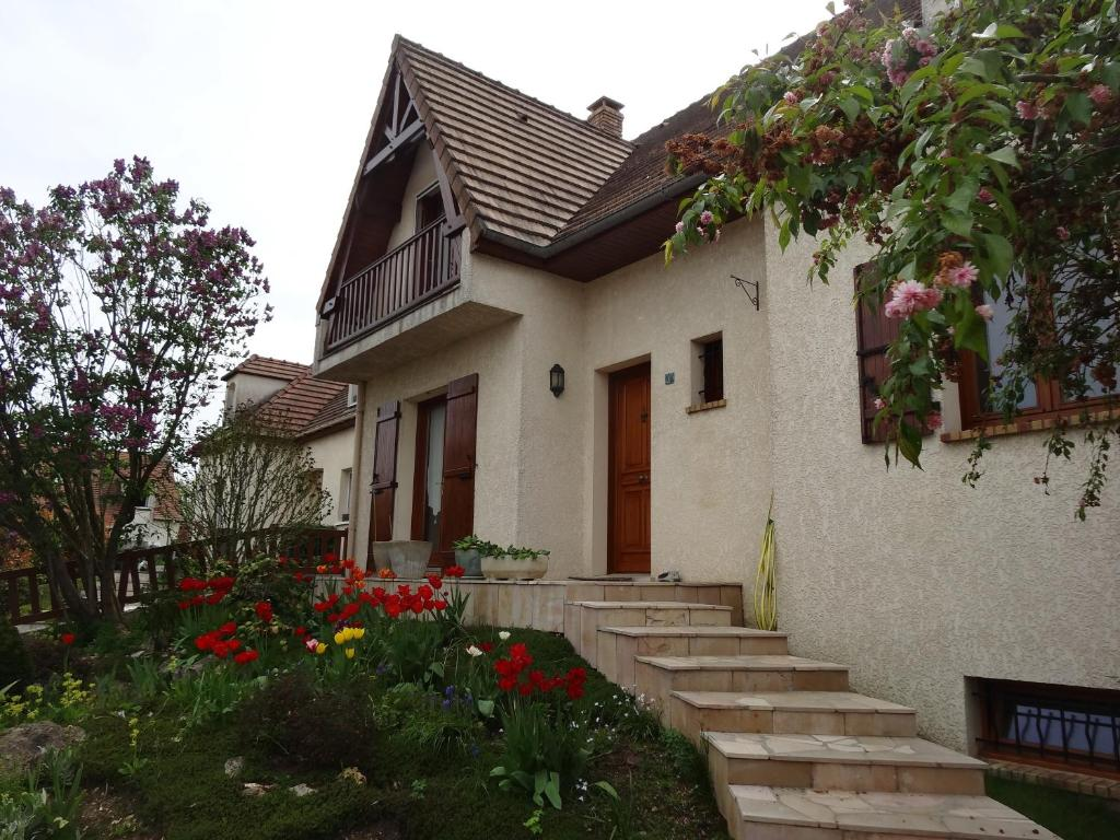 2 Chambres Disneyland Paris Saint Thibault Des Vignes Updated