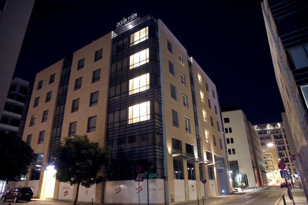Downtown Hotel Apartments Jordanien Amman Booking Com