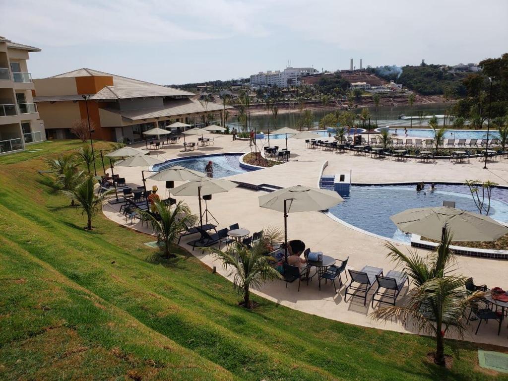 Ilhas Do Lago Eco Resort Caldas Novas Brazil Booking Com