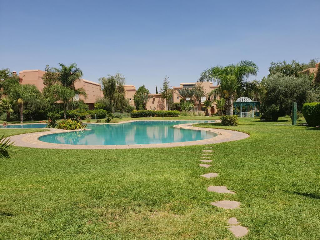 Magnifique Villa Dans Une Residence Avec Piscine Marrakech