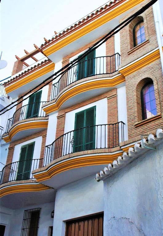 Granada Residence (Espanha Cómpeta) - Booking.com