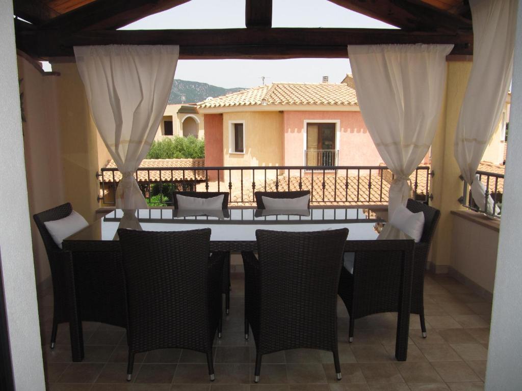 Vacation home la casa delle conchiglie villasimius italy