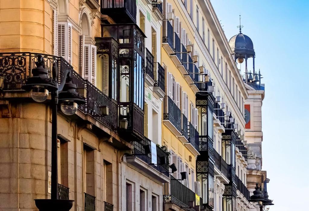 Madrid City Apartments: Huertas (Spanje Madrid) - Booking.com