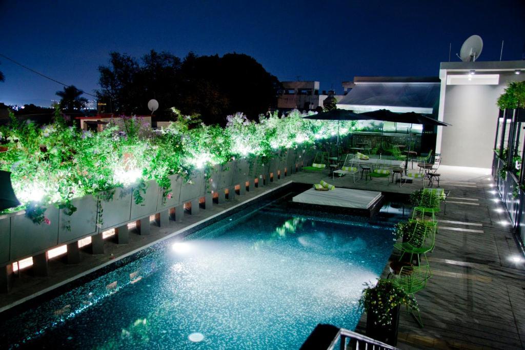 Hotel Flordemayo Mexiko Cuernavaca Bookingcom