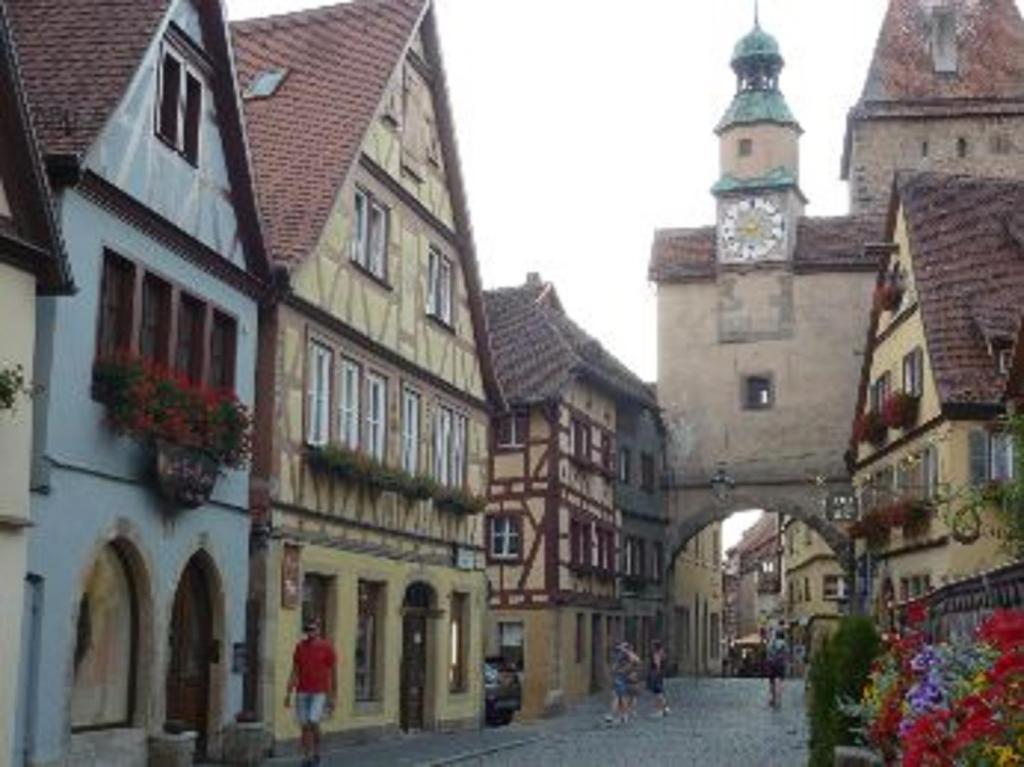 Rothenburg Hotels Rooms For Romantics