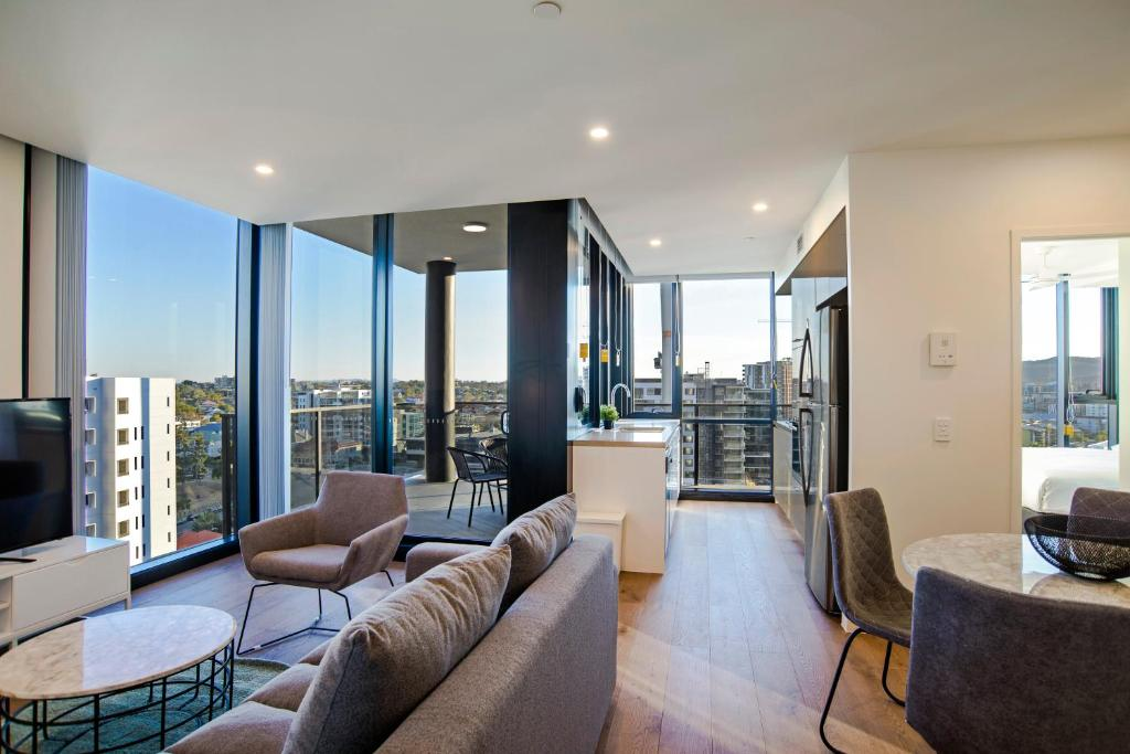 Atlas Apartments Brisbane Australia Booking Com