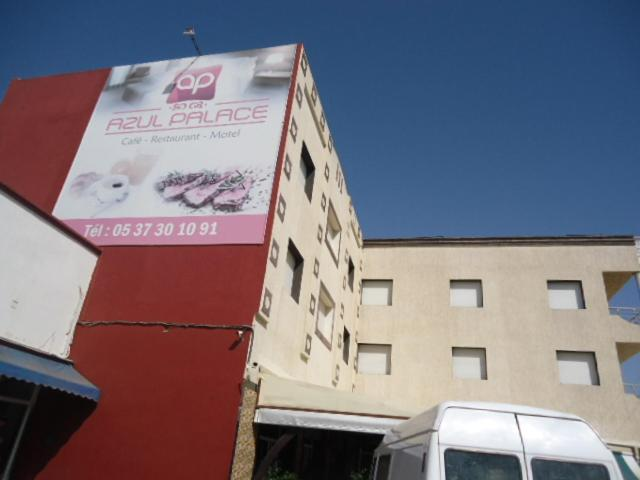 Hotel Azul Palace Marokko Sidi Yahia El Gharb Booking Com