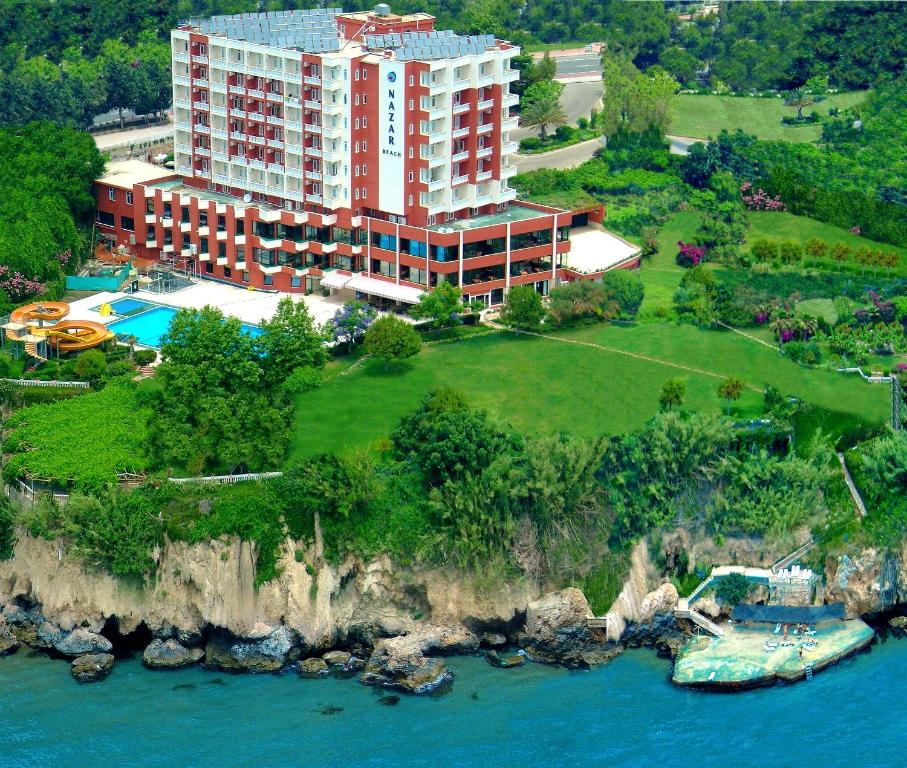 Nazar Beach Hotel Antalya Turkey Booking Com