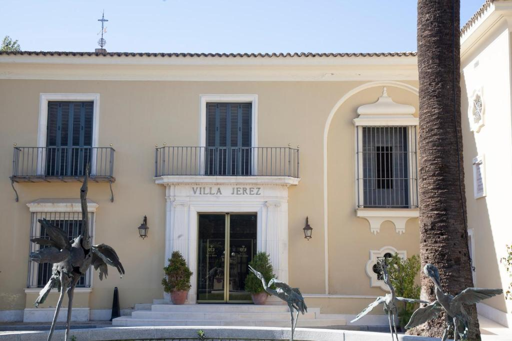 boutique hotels in jerez de la frontera  48
