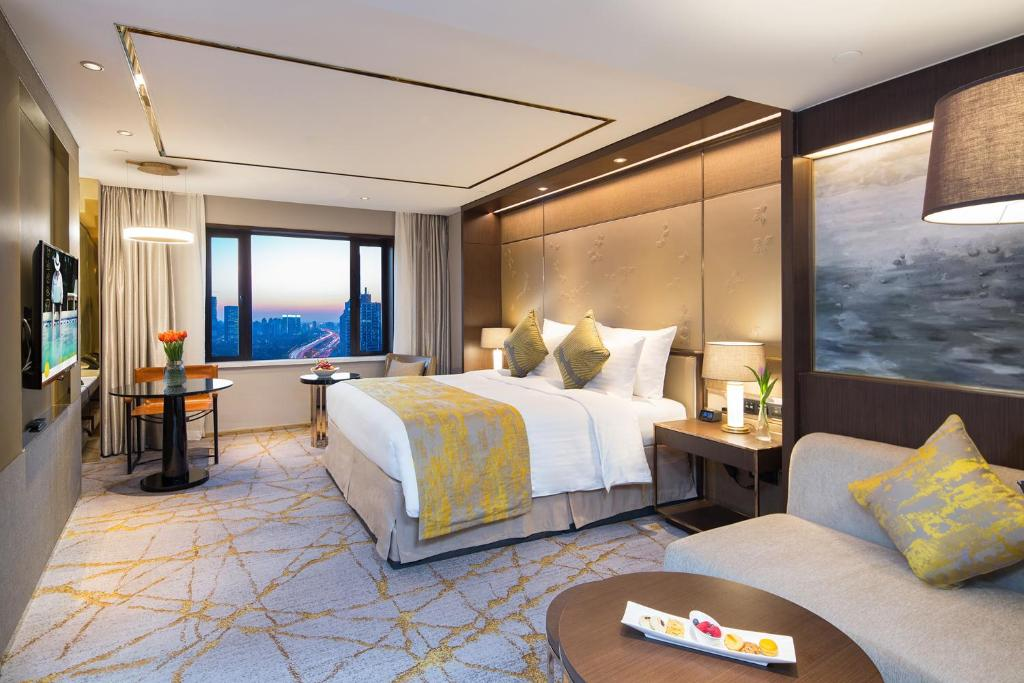 Golden Tulip Shanghai Rainbow China Shanghai Booking Com