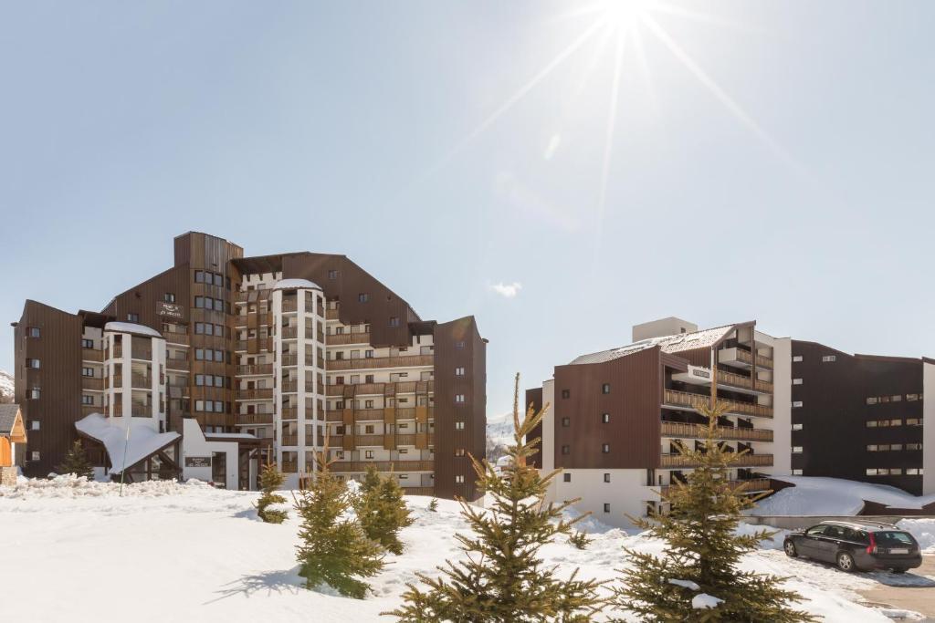 bett maeva, hotel les mélèzes (frankreich l'alpe-d'huez) - booking, Design ideen