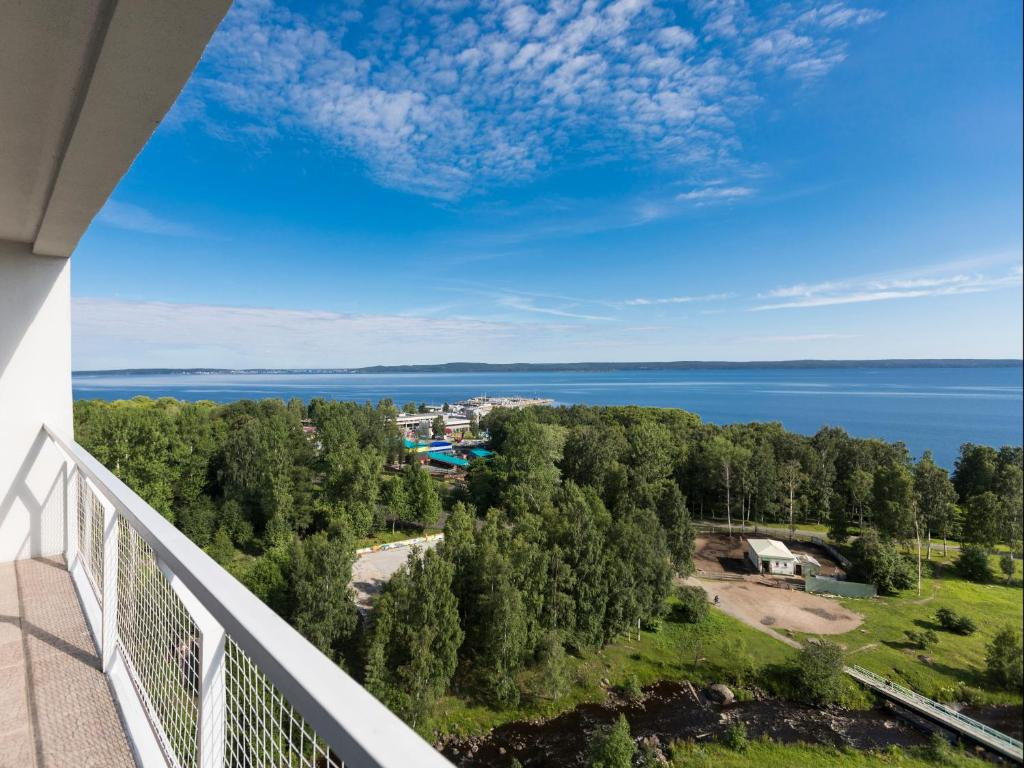Hotels of Petrozavodsk in Karelia: a list 17