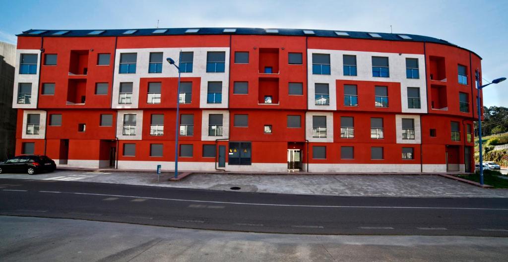 Apartments In Bamiro Galicia