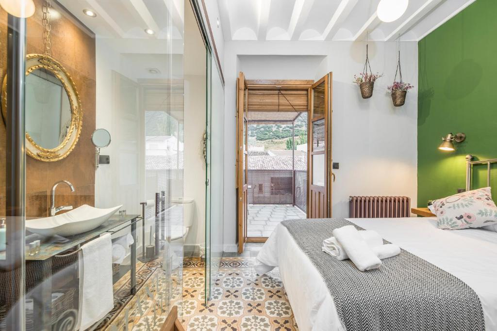 boutique hotels in jaén  155