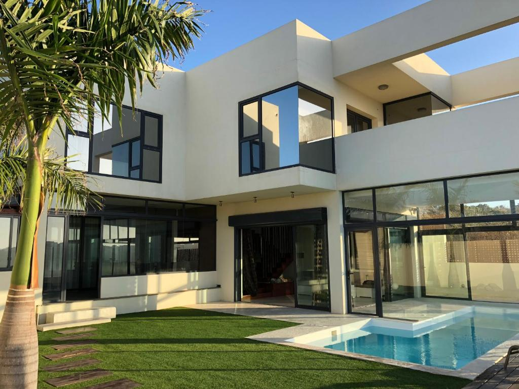 Luxury Villa with Sea and Mountains Views, Las Palmas de ...