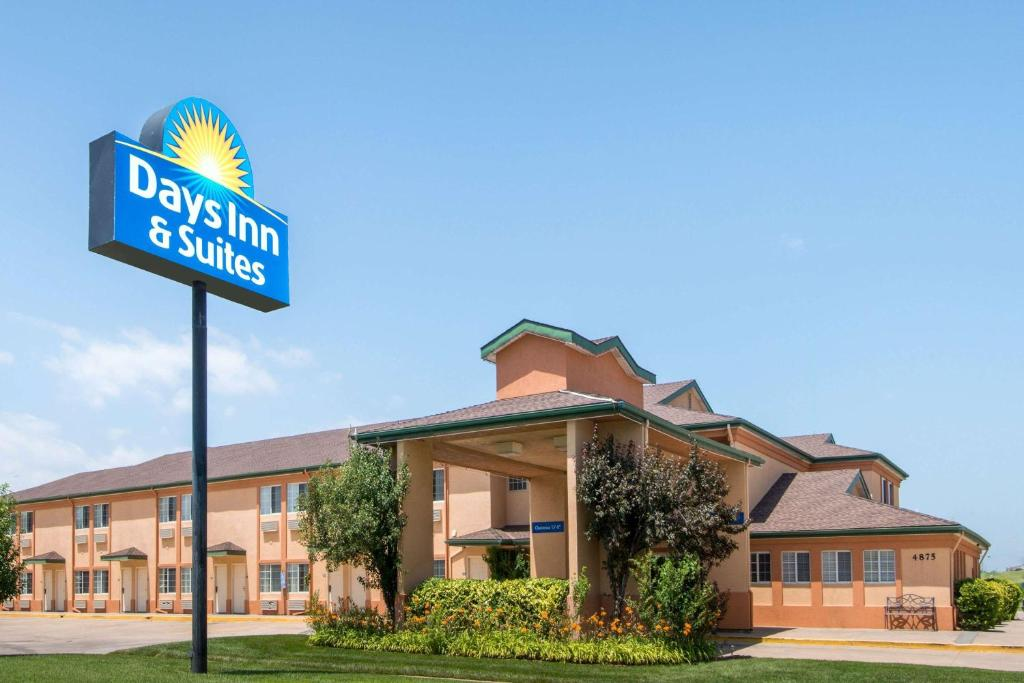 Days Inn  U0026 Suites By Wyndham Wichita  Ks