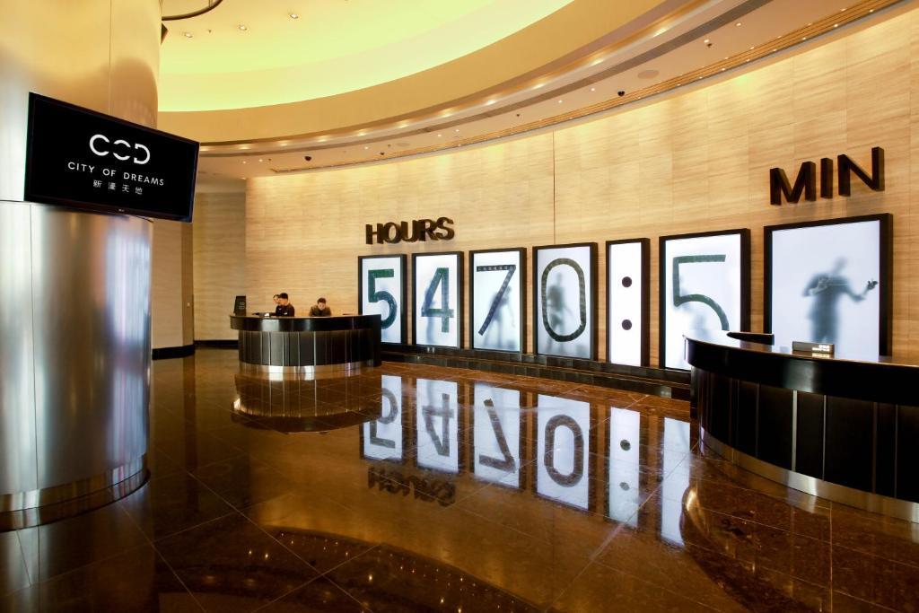 e49738944a City of Dreams- The Countdown Hotel (Macau Macau) - Booking.com