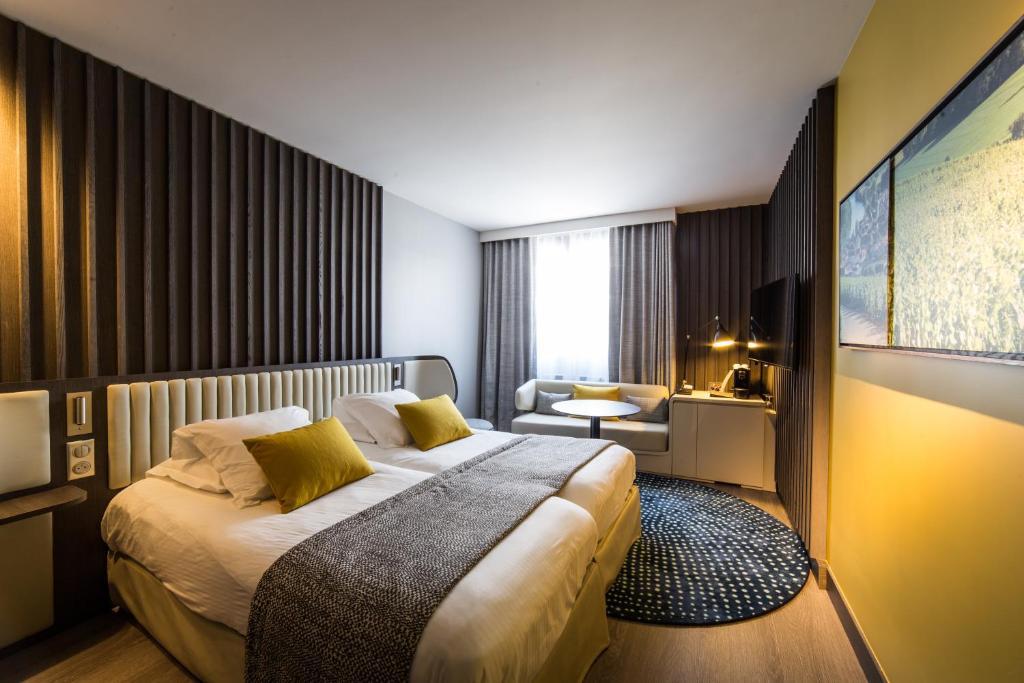 Best Western Plus Hôtel De La Paix