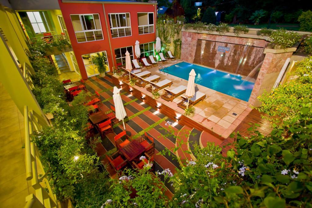 Hotel Jardin De Iguazu, Puerto Iguazú, Argentina - Booking.Com