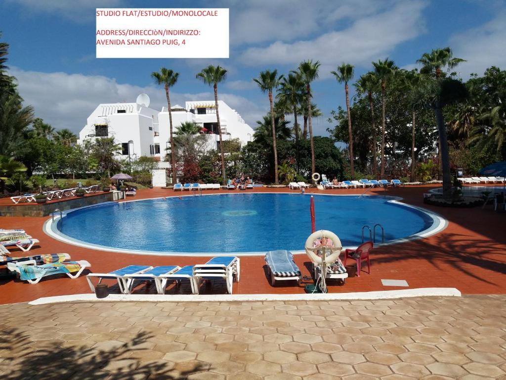 Mela y Turquesa Apartments, Arona, Spain - Booking.com