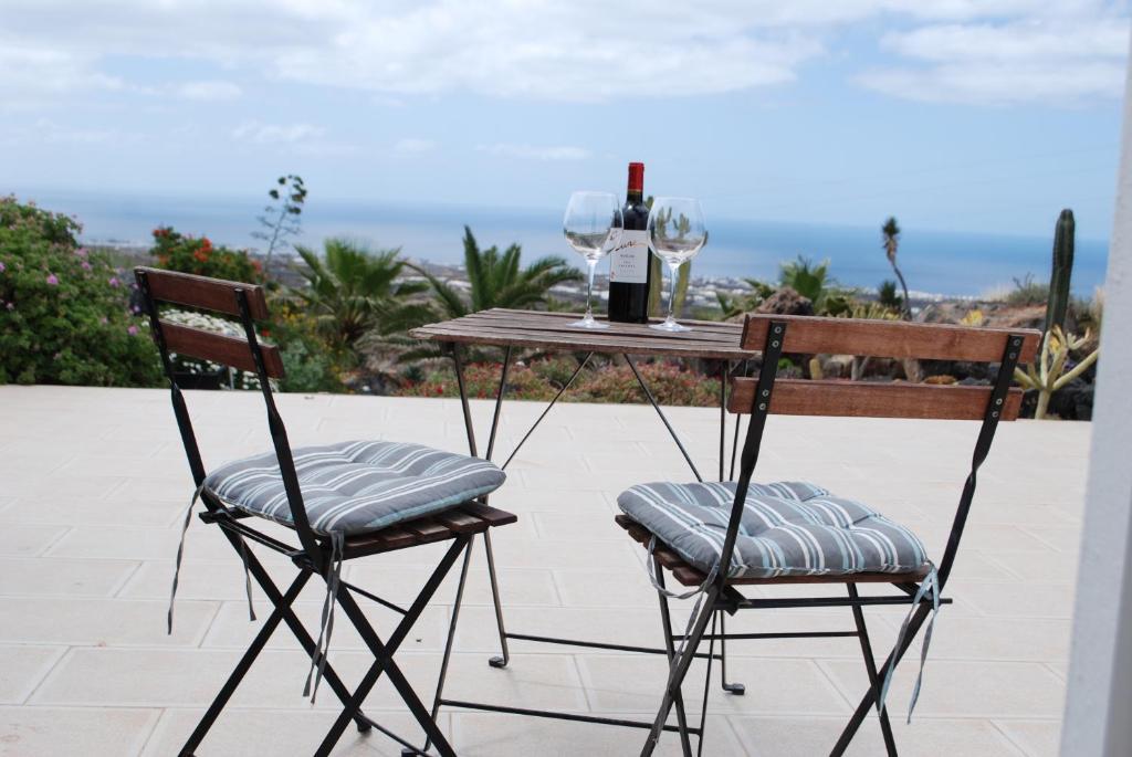 Apartments In La Asomada Lanzarote