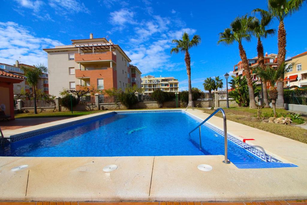 Apartments In Carraspite Andalucía