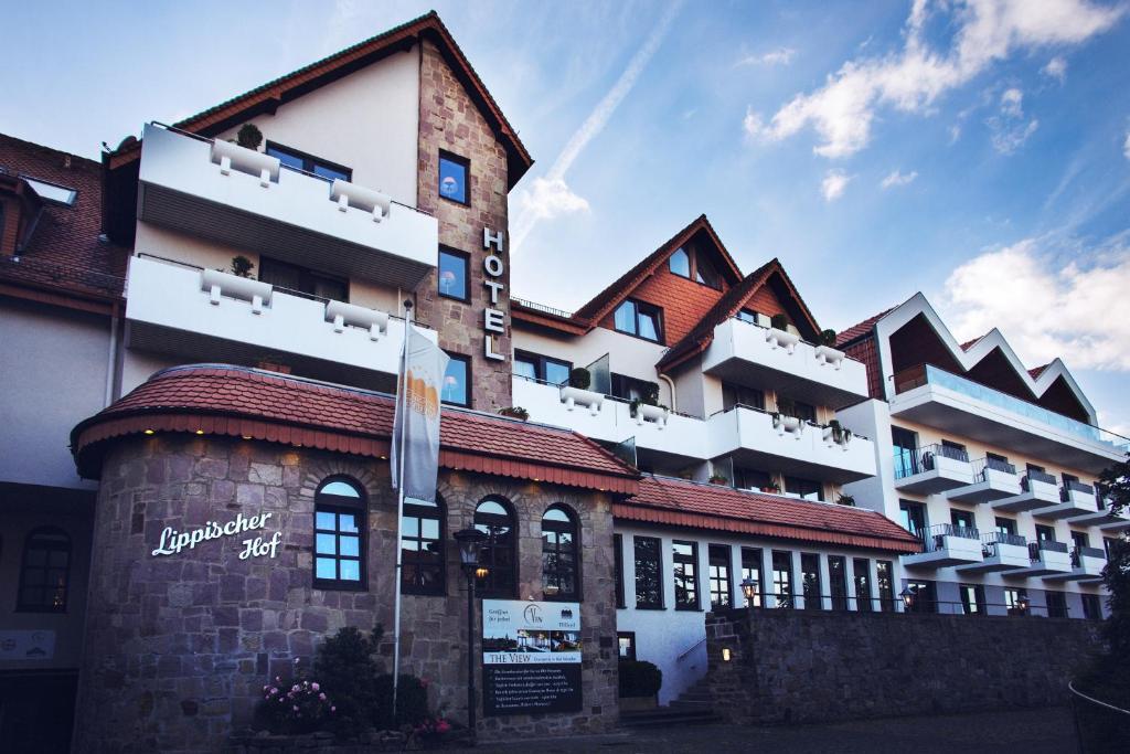Hotel Alstadt Palais Lippischer Deutschland Bad Salzuflen