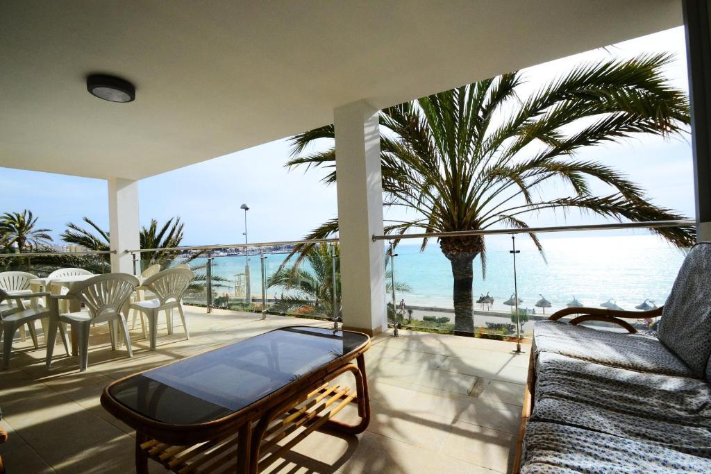 Apartments In El Arenal Majorca