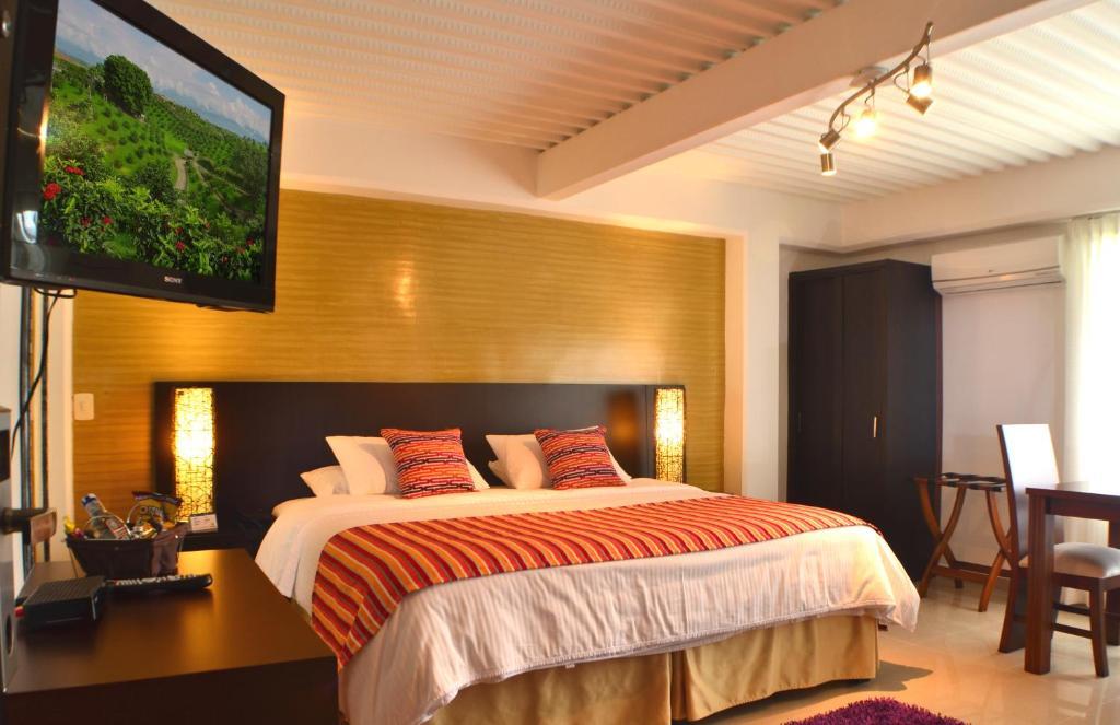 Hotel Tangara (Colombia Pereira) - Booking.com
