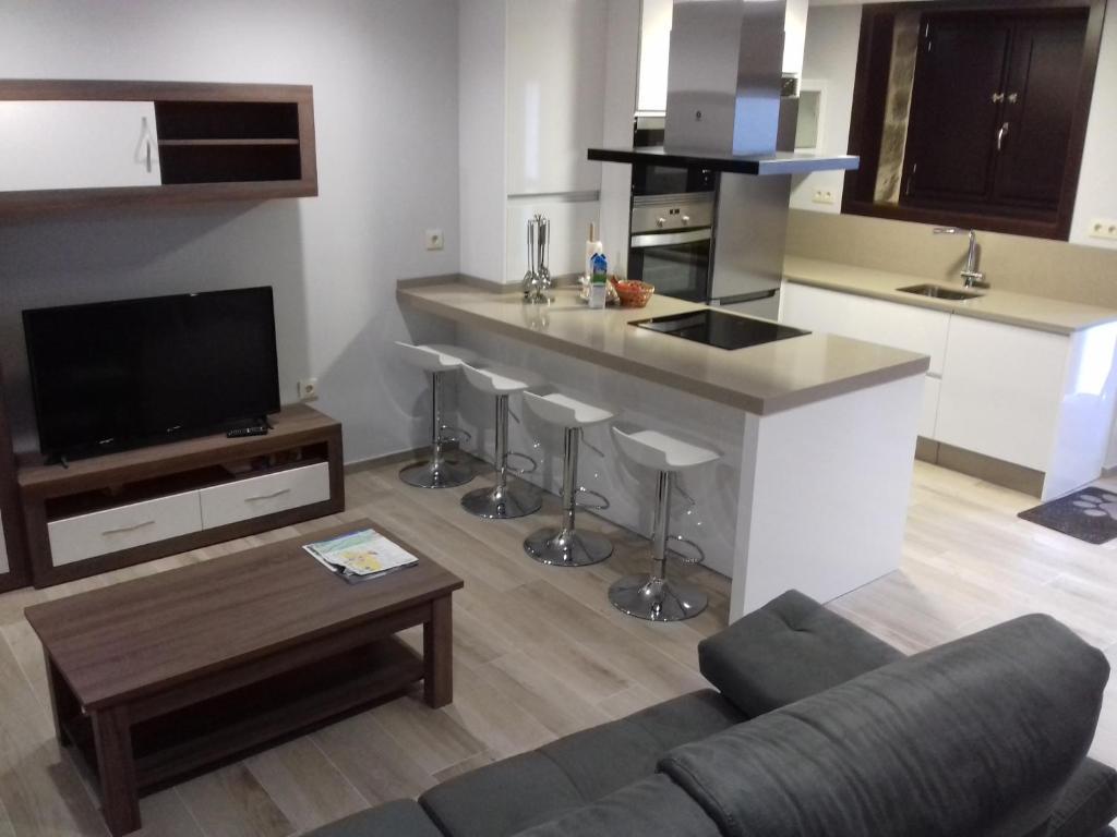 Apartments In Nogueira De Ramuin Galicia
