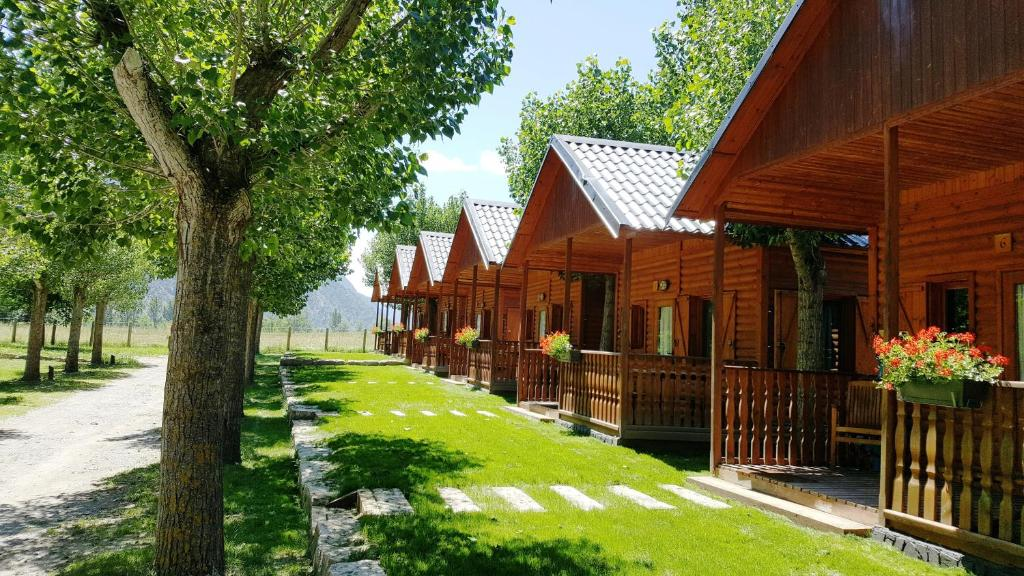 aiguestortes camping resort, esterri d'Àneu, spain - booking