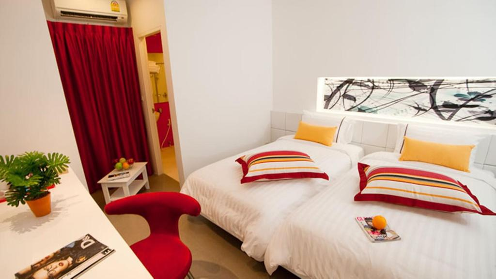 The Gallery Hotel Patong Beach Thailand Booking Com