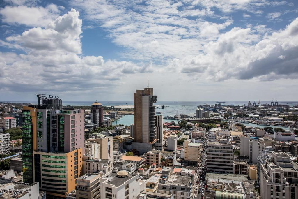 Rooms: Sea & City View Luxury Apartment, Port Louis, Mauritius