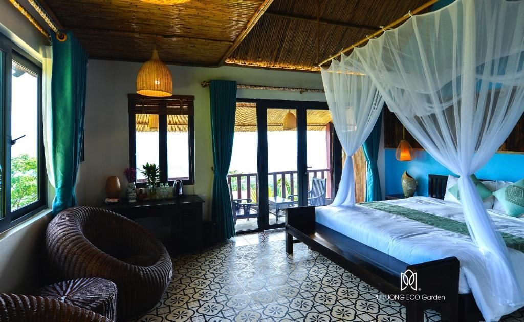 Hotel Pu Luong Eco Garden Vietnam Booking Com