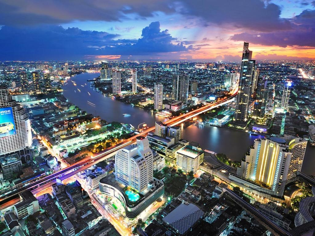 Hotel centre point silom bangkok thailand for Hotel bangkok