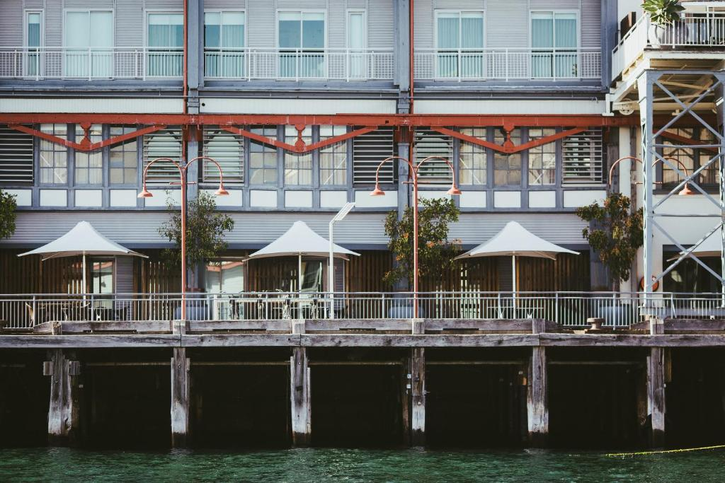 Hotel Pier One Sydney Harbour Australien Sydney Booking Com