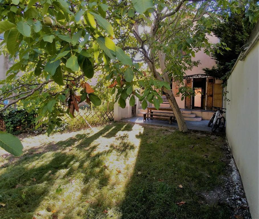 Mon petit jardin de ville, Grenoble, France - Booking.com