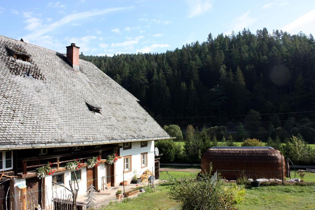 Vacation Home Igluhut Tiny House Winterberghof Vohrenbach Germany