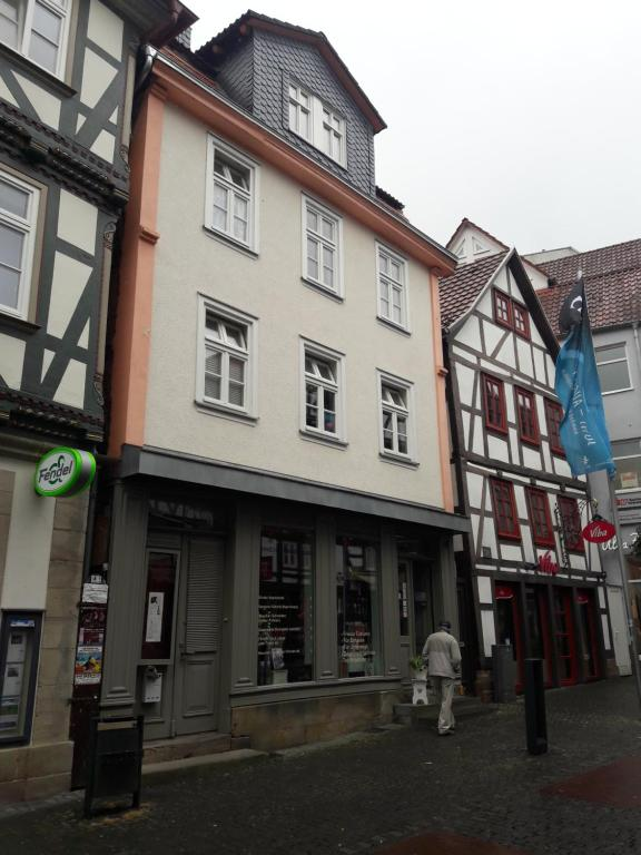 City Appartement Bad Hersfeld Germany Booking Com