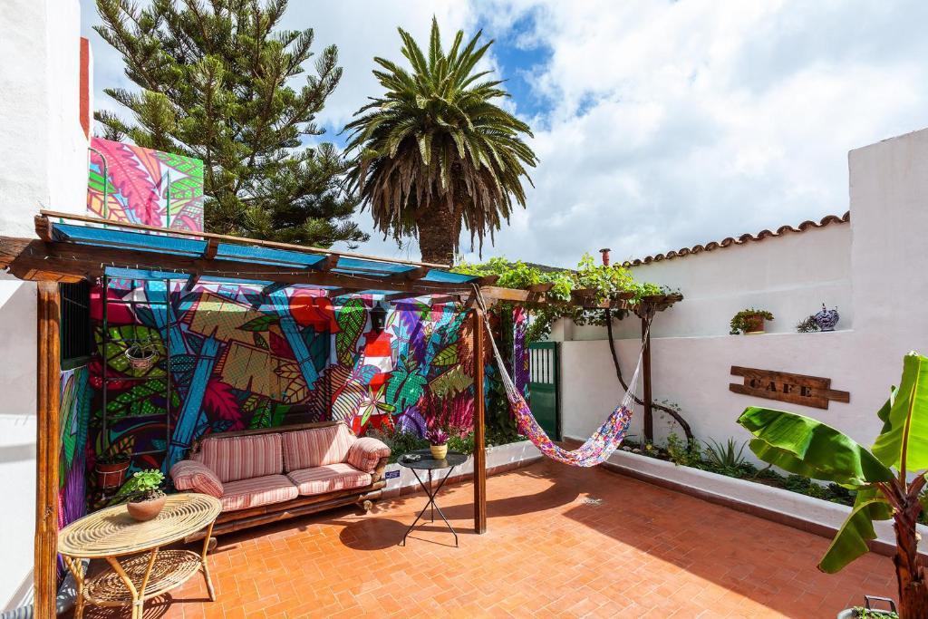 Patio hostel la laguna precios actualizados 2019 for Como decorar mi patio con piedras