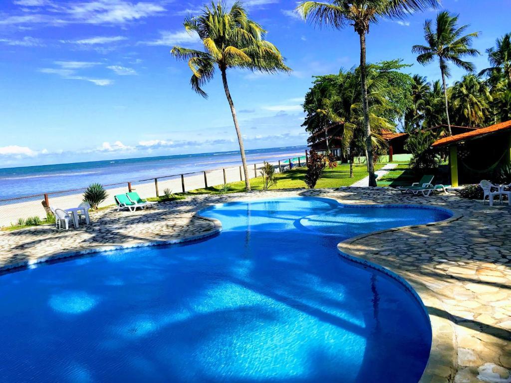 The swimming pool at or near Catavento Praia Hotel