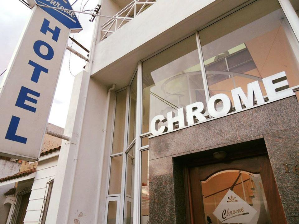 Hotel Chrome (Argentinien Río Cuarto) - Booking.com